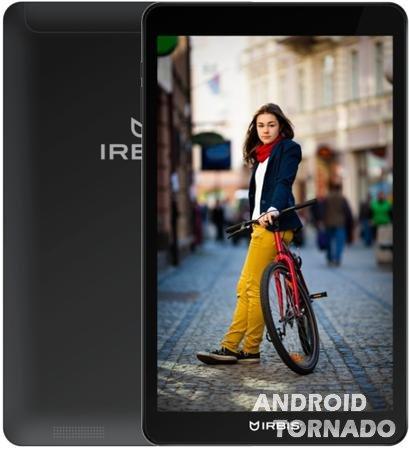 Irbis TZ94: стильный планшет за 100 долларов