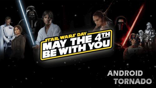 В день Звёздных Войн Google Play предлагает скидки на игры, фильмы и комиксы