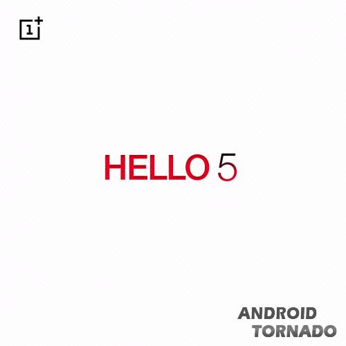 OnePlus намекает на скорый выход OnePlus 5