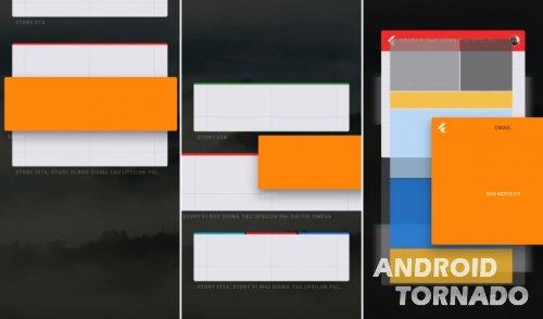 Google разрабатывает новую ОС Fuchsia: первые скриншоты
