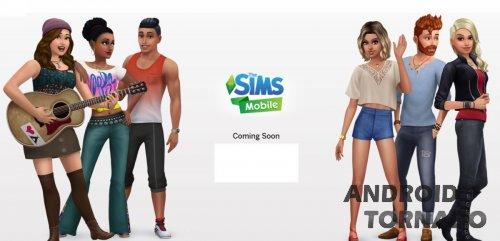 Игра Sims готовится к выходу на Android