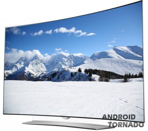Телевизор LG 55EG960V: модель, объединившая OLED и 4K
