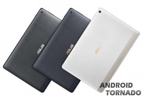 Компания Asus представила 3 новых планшета ZenPad
