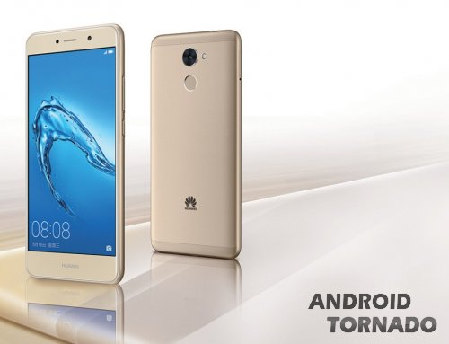 Состоялся анонс Huawei Y7 Prime с батареей 4000 мАч