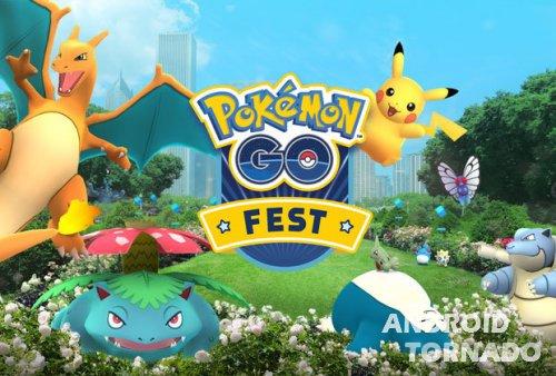Pokemon Go отметит годовщину в игре и в реальном мире