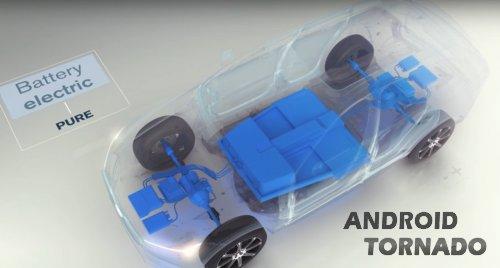 Volvo полностью переходит на электроавтомобили