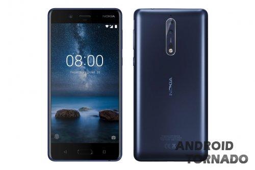 Первый Android-флагман Nokia выйдет 16 августа