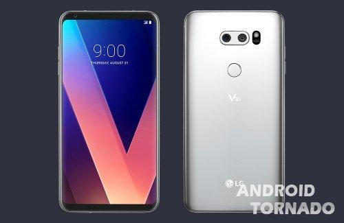 LG V30 представили на IFA 2017