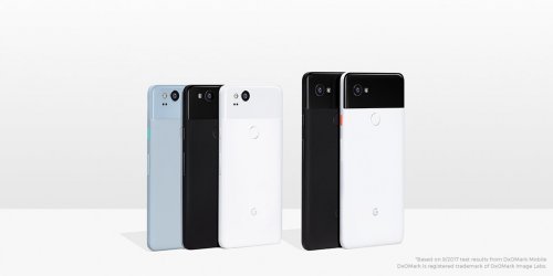 Обзор Google Pixel 2 и Pixel 2 XL