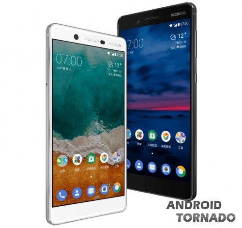 Официально представлен Nokia 7 с 4/6 ГБ RAM и SD630 SoC