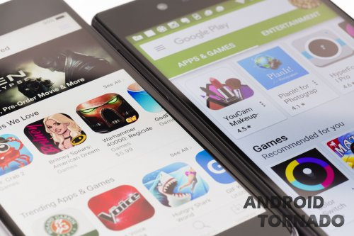Google Play сообщает о 19 миллиардах загрузок за 4 квартал 2017