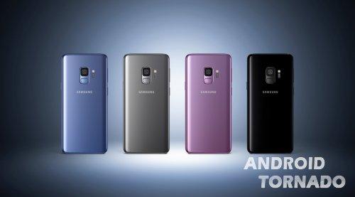 Galaxy S9 и Galaxy S8: что изменилось?