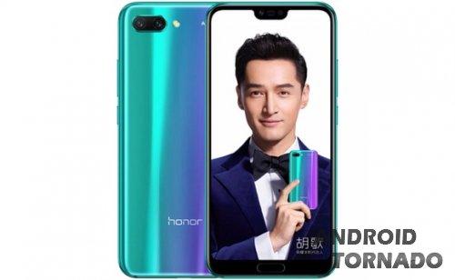 Huawei Honor 10 официально представлен в Китае