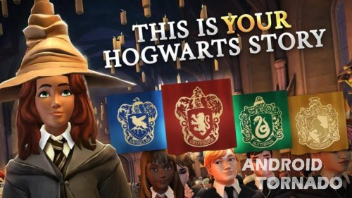 Игра Harry Potter: Hogwarts Mystery уже в Play Store!