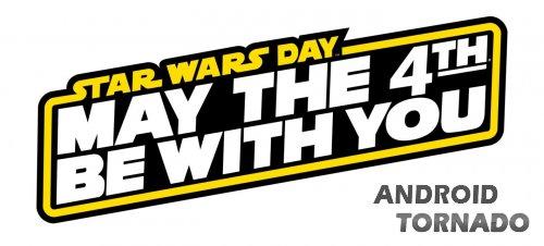 Google Play отмечает 4 мая скидками на Звёздные Войны