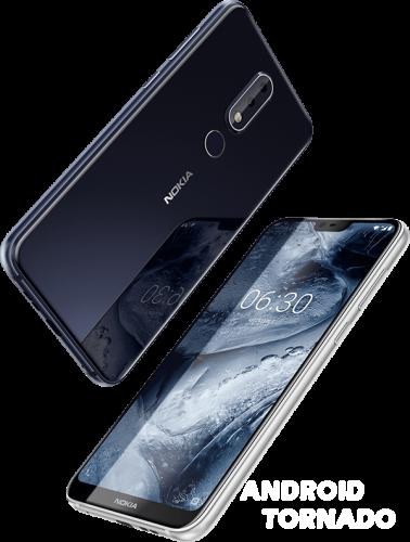 Обзор Nokia X6