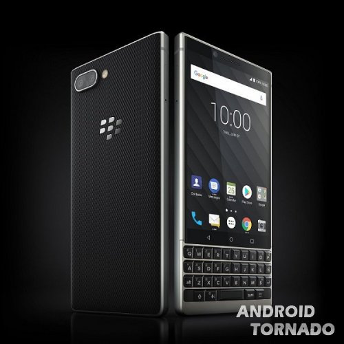 BlackBerry KEY2: QWERTY-смартфон с двойной камерой